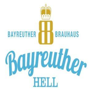 Пиво Bayreuther Hell Германия светлое Германия кег 30 л