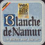 Пиво Blanche de Namur (Бланш Намюр) белое пшеничное н/ф Бельгия кег 20 л