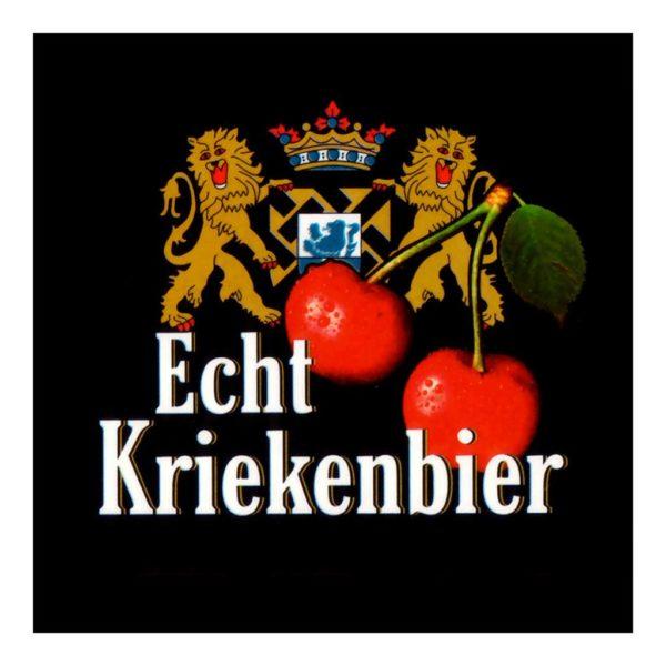 Пиво Kriekenbier вишнёвое Бельгия кег 20 л