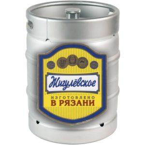 Жигулёвское Рязань кег 30 л металл