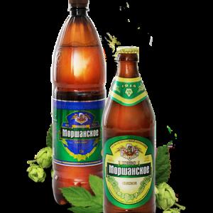 Пиво Моршанское (Моршанское пиво) стекло 0,5 х 20 шт