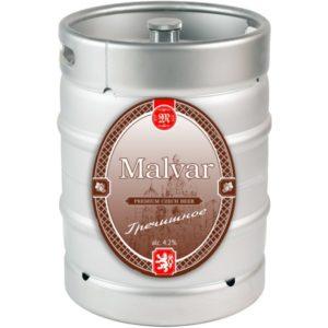 Пиво Гречишное нефильтрованное светлое Малвар кег 30 л