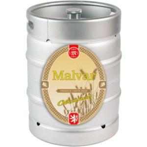 Пиво Овсяный Стаут нефильтрованное темное Малвар кег 30 л