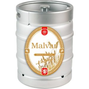 Пиво Хофер пшеничное нефильтрованное светлое Малвар кег 30 л