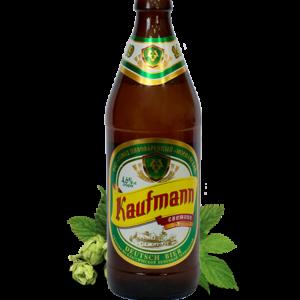 Пиво Kaufmann светлое (Моршанское пиво) стекло 0,5 х 20 шт