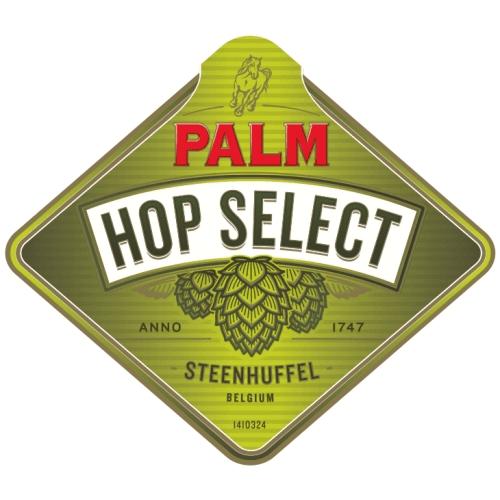 Пиво Palm Hop Select (Палм Хоп Селект) фильтрованное светлое эль кег 20 л Бельгия