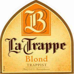 Пиво La Trappe Blond (Ла Трапп Блонд) фильтрованное светлое эль кег 30 л Бельгия