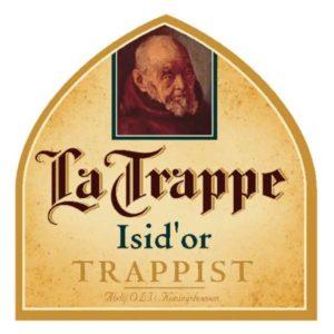 Пиво La Trappe Isid'or (Ла Трапп Исидор) нефильтрованное темное эль кег 30 л Бельгия