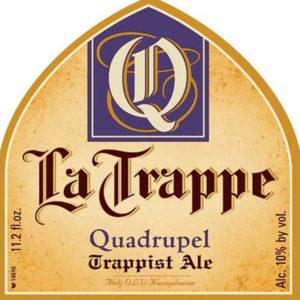 Пиво La Trappe Quadrupel (Ла Трапп Квадрюпель) нефильтрованное темное квадрюпель кег 30 л Бельгия