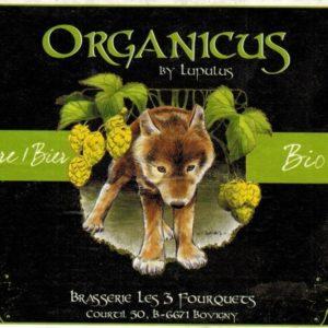 Пиво Lupulus Organicus (Люпулус Органикус) нефильтрованное светлое эль кег 20 л Бельгия