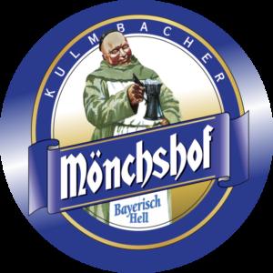 Пиво Monchshof Bayerisch Hell (Мюнхоф Байриш Хель) светлое лагер кег 30 л Германия