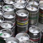 Импортное пиво в кегах в наличии на 16 сентября 2021