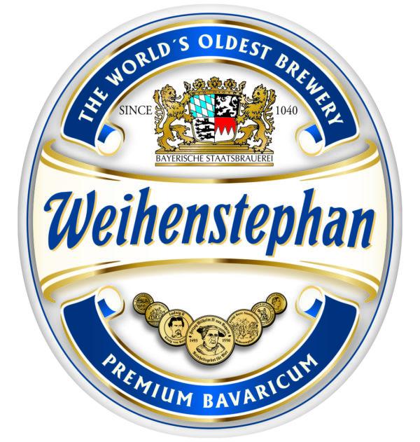 Пиво Weihenstephaner Original Helles (Вайнштефан Ориджинал Хель) светлое лагер кег 30 л Германия